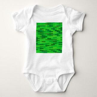 Body Para Bebê fundo verde