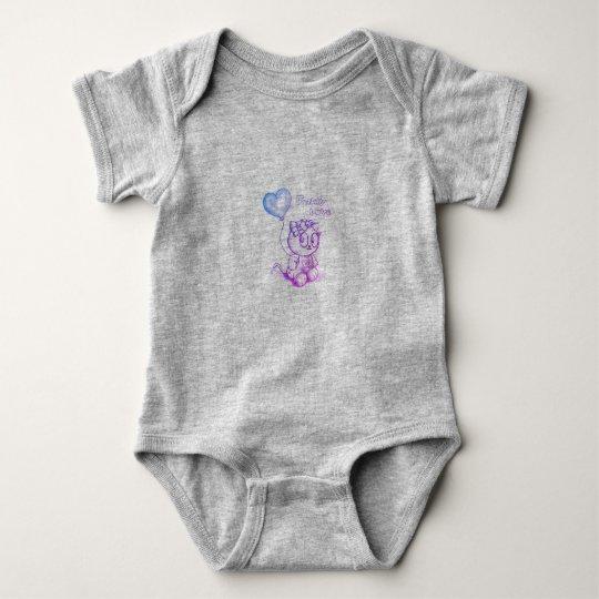 Body Para Bebê Funny love