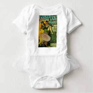 Body Para Bebê Furacão minúsculo