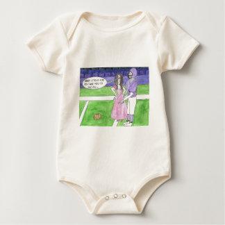 Body Para Bebê Futebol