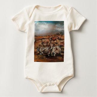 Body Para Bebê Gado