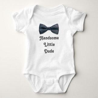 Body Para Bebê Gajo pequeno considerável Bowtie