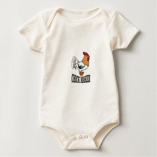 Body Para Bebê galo do fabricante do pintinho