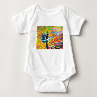 Body Para Bebê Ganso Trippy