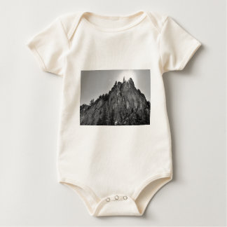 Body Para Bebê Garganta de Boulder do pináculo dos estreitos