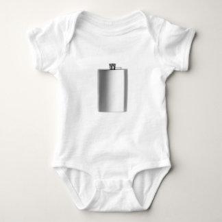 Body Para Bebê Garrafa anca de aço inoxidável