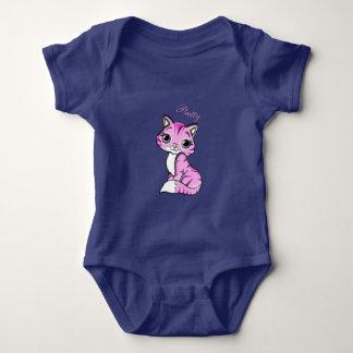 Body Para Bebê Gato bonito