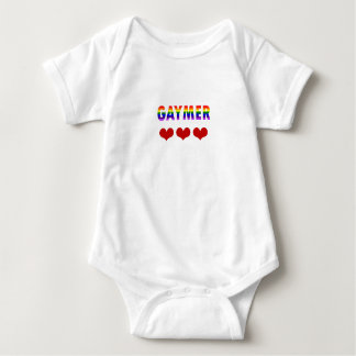 Body Para Bebê Gaymer (v1)