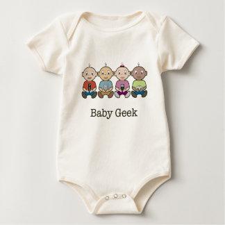 Body Para Bebê geek do bebê