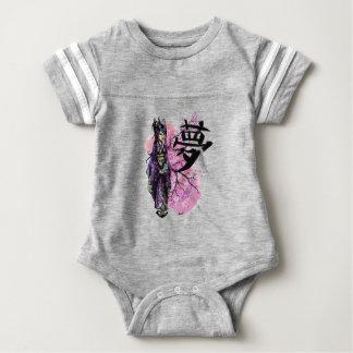 Body Para Bebê Geisha