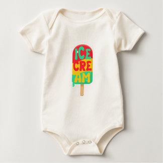 Body Para Bebê Gelado