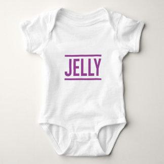 Body Para Bebê Geléia