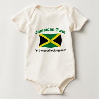Body Para Bebê Gêmeo jamaicano bonito