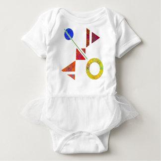 Body Para Bebê Genessium - nascimento dos maths