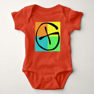 Body Para Bebê GeoBaby