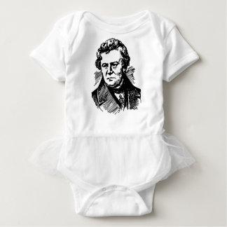 Body Para Bebê Georg Ohm