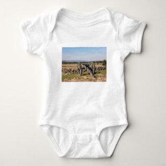 Body Para Bebê Gettysburg: Uma ideia da carga de Pickett