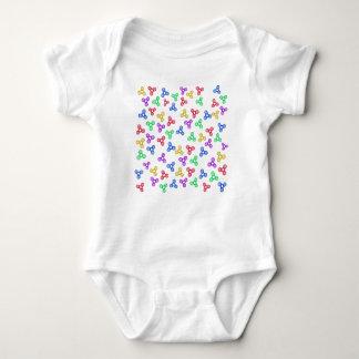 Body Para Bebê Giradores da inquietação