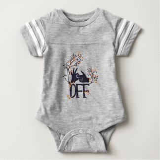 Body Para Bebê gire se fora ou no design bonito