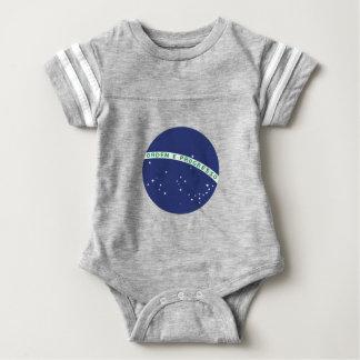 Body Para Bebê Globo brasileiro