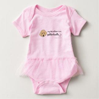 Body Para Bebê goldendoodle-mais raças