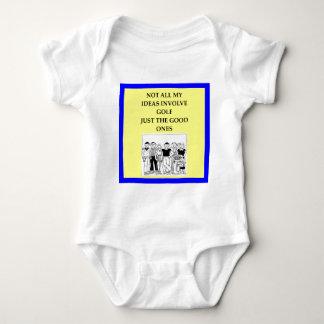 Body Para Bebê golfe