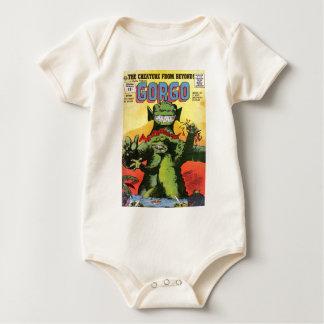 Body Para Bebê Gorgo a criatura de além