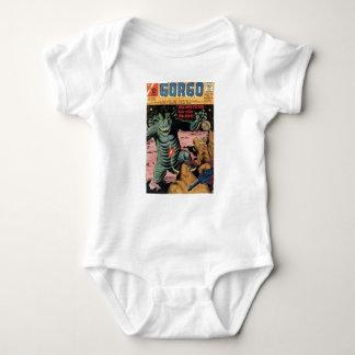 Body Para Bebê Gorgo na lua