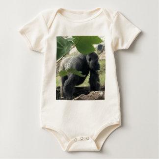 Body Para Bebê Gorila do Silverback