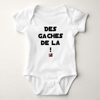 Body Para Bebê Grampeamentos lá! - Jogos de Palavras - François