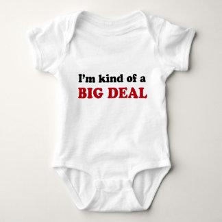 Body Para Bebê Grande coisa