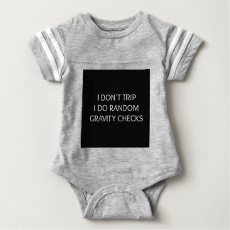 Body Para Bebê Gravidade