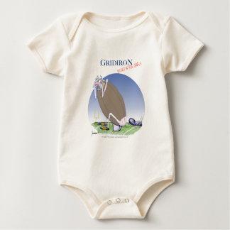 Body Para Bebê Grelha - retrocedida dentro a grama, fernandes