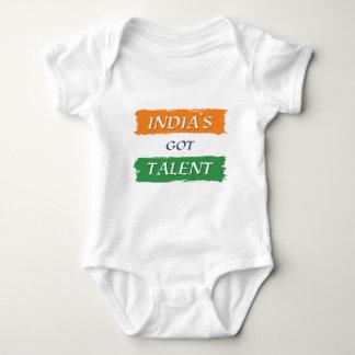 Body Para Bebê Grilo indiano
