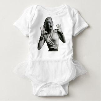 Body Para Bebê Gritador do filme de terror