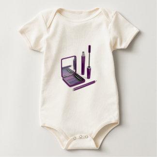 Body Para Bebê Grupo da composição do olho