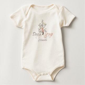 Body Para Bebê Grupo de Doula de desgaste do bebê de Evansville