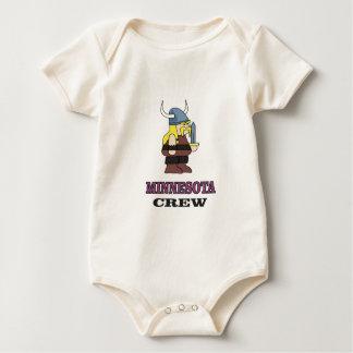 Body Para Bebê Grupo de Minnesota