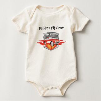 Body Para Bebê Grupo de poço do pai