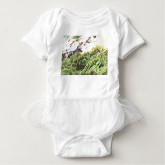 Body Para Bebê Guarda-chuvas do Bryophyta