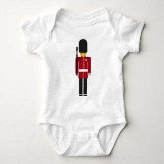 Body Para Bebê Guarda de Ingleses