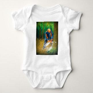 Body Para Bebê Guarda florestal do Arborist do cirurgião de
