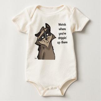 Body Para Bebê GUAXINIM OCT-6-2010, relógio onde você é drippin'…