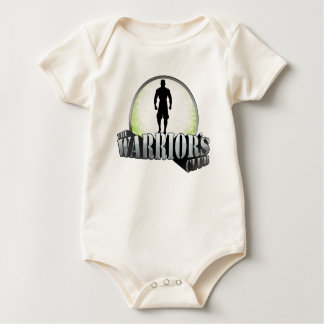 Body Para Bebê Guerreiro do bebê