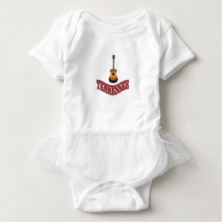 Body Para Bebê Guitarra de Tennessee