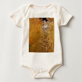 Body Para Bebê Gustavo Klimt - Adele Bloch-Bauer mim pintura