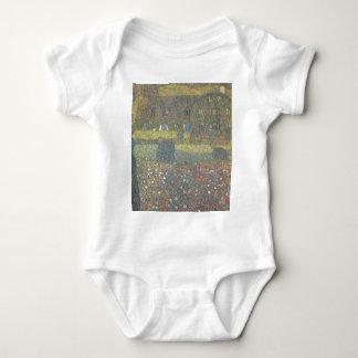 Body Para Bebê Gustavo Klimt - casa de campo pela arte de