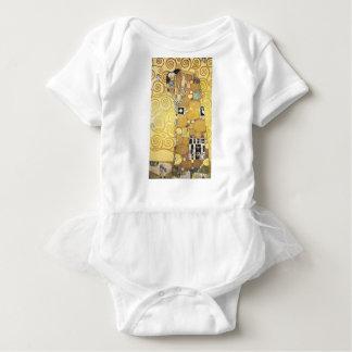 Body Para Bebê Gustavo Klimt - o abraço - trabalhos de arte
