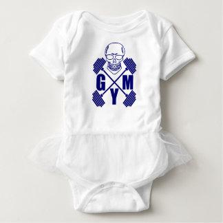Body Para Bebê Gym e levantamento