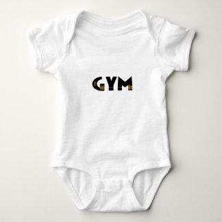 Body Para Bebê Gym e malhação